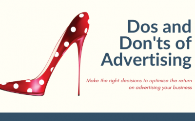 Business adverts: The dos and don'ts of an effective ad