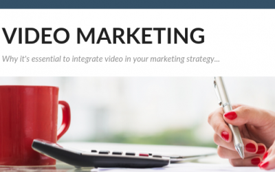 Video marketing is essential  for small business success