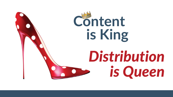 blogging content is king